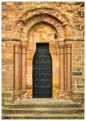 The Keep Door - Bamburgh Castle (S.R.Murphy) Tags: april2017 bamburgh bamburghcastle fuji1855mm fujifilmxt2 northumberland england door texture