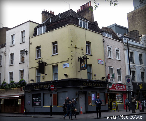 Molly Moggs`Pub`Closed Down RIP