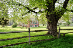 Spring at Hale Farm (Singing Like Cicadas) Tags: 2017 april spring landscape ohio roamohio ruralohio akron summitcounty halefarmandvillage outdoors home cuyahogavalleynationalpark light onethousandgifts