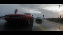 DRIVECLUB™ Dodge Challenger SRT8 392 & Nissan Skyline GT-R (r34) (Alex Hell) Tags: driveclub dodge challenger srt8392 hemi nissan skyline gtr r34