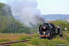 241P17 (Pessou21000) Tags: train vapeur steam locomotive 241 241p 241p17 creusot schneider cfc mountain mistral autrefois histoire chemin de fer rail