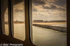Through a grimey window (Bobs Photographics) Tags: bobsphotography bobsphotographics ferry francetouk calaistodoer grimeywindow harbour leger legerholidays leavingharbour travel journey waytotravel