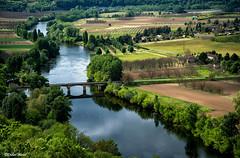 Vallée de la Dordogne (didier95) Tags: valleedeladordogne dordogne domme riviere paysage perigord champ vert fleuve perigordnoir nouvelleaquitaine fabuleuse