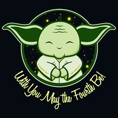 With You May The Fourth Be!