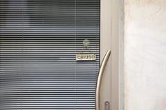 closed (hoffi99) Tags: minimalism hoffi99 venice sign closed