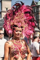 Copenhagen carnival 2013 (Ren Eriksen) Tags: street carnival light party summer brazil portrait people color festival copenhagen fun lights amusement costume samba parade 2013 copenhagencarnival karnevalslides karnevalslides13