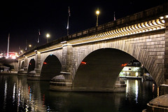 London Bridge (glidergirl96) Tags: bridge lake london night havasu
