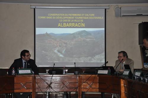 Coloquio Internacional 'Patrimonio, Patrimonialización y Turismo Sostenible' 3