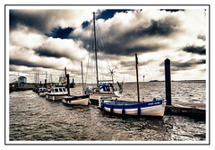 Just Judy. (greeny 1) Tags: coast seascapes piers norfolk olympus east 12mm hdr lightroom wellsnextthesea micro43rds hdrefexpro omde5