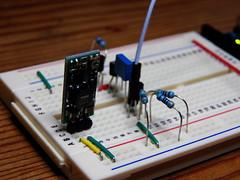 True Random Number Generator v1.2 (hdaniel) Tags: trng arduinouno