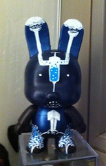 444 (meris73) Tags: toys vinyl kidrobot superhero wired custom outlaw