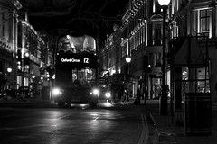 London (Natalia Romay) Tags: city uk travel england bw bus london night noche ciudad bn viajes londres trips 2012 nataliaromay
