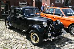 Citroen Traction Avant (sonjasfotos) Tags: canon vintage classiccar oldtimer badbentheim youngtimer oldtimertreffen sonntagstreffen
