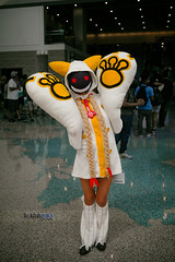 Taokaka (//ZERO) Tags: game anime la losangeles costume fighter cosplay manga games convention videogame cosplayer laconventioncenter losangelesconventioncenter blazblue taokaka animeexpo2013 ax2013