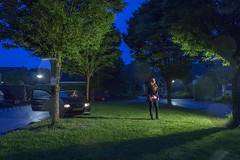 Genspireerd op Gregory Crewdson (Tosca Kremers) Tags: auto trees car night twilight bomen nacht ellis headlights creepy story gregory heartbreak eng mart crewdson verhaal schemer koplampen kremers hulshof liefdesverdriet