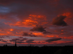 IMG_2647 Sunrise / Sonnenaufgang (Traud) Tags: bayern bavaria deutschland germany sonnenaufgang sunrise morgen wolken