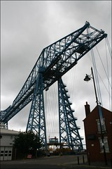 The Transporter Bridge Middlesbrough (JonCombe) Tags: middlesbrough teeside transportbridge