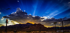 Sunset (El Pelos Briseo) Tags: naturaleza atardecer paisaje cielo elpaso nube venta montanas 2013 vendible vendibles montanafranklin elpasopanoramic