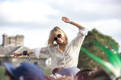 Laura Whitmore (cmwild31) Tags: electric picnic stradbally laois 2013