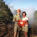 """Zimbabwe: *Rus '72 and *Sharon Kingman included their Tiger Rag on their trip to Victoria Falls. • <a style=""""font-size:0.8em;"""" href=""""http://www.flickr.com/photos/49650603@N07/9777073965/"""" target=""""_blank"""">View on Flickr</a>"""