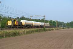 Railion 6470 @ Dorst (Sicco Dierdorp) Tags: breda tilburg dbs rn sittard dorst railion gilze rijen kijfhoek dbschenker serie6400