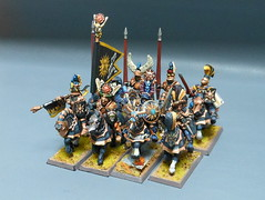 Knights of the blazing sun (DariusZero) Tags: empire warhammerfantasy knightsoftheblazingsun