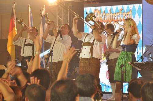 The Bavarian Sound Express Band_3