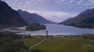 Glenfinnan Dawn