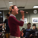 """<b>Homecoming Jazz Performance 2013</b><br/> Homecoming Jazz Performance in Marty's Cybercafe on Friday October 4 - Photo by Maria da Silva<a href=""""http://farm3.static.flickr.com/2836/10129085436_b423424b1f_o.jpg"""" title=""""High res"""">∝</a>"""