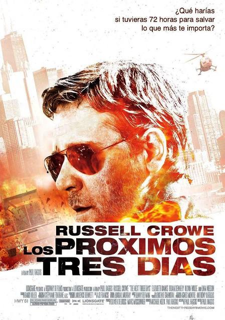 LOS PROXIMOS 3 DIAS