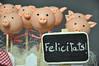 Porquets per parar un tren! (Atelier Reus) Tags: birthday pink original cake pig bucket candy rosa pop melt oreo pops cumpleaños reus aniversari atelier personalizado galleta originales cerditos galeta porquets cakepops personalitzat atelierreus