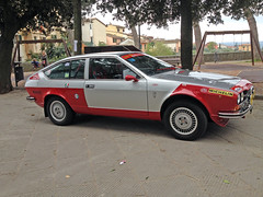 Alfa Romeo Alfetta GTV (vignaccia76) Tags: car automobile gtv 1977 alfaromeo alfettagtv alfaromeoalfetta fi8