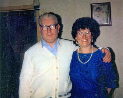 Dick Callahan with Helen 1980s