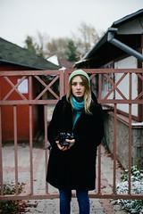 (DastanHardcoreguy) Tags: street light bw white black film fashion vintage fuji hipster style fujifilm analogue kazakhstan almaty x100 vsco x100s replichrome