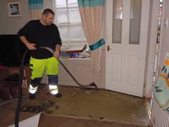 Edwin helping me (ohefin) Tags: house rain december flood again owen llanberis hefin nikoncoolpixs8000 301213 rainmore