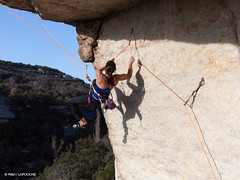 Climbing, Petzl ropes (Petzl sport) Tags: ropes