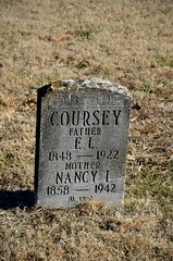 Coursey (Adventurer Dustin Holmes) Tags: cemeteries cemetery grave graves gravestone tombstones gravemarkers gravemarker newhomecemetery elcoursey nancycoursey nancyicoursey