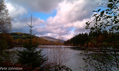 IMAG0254.jpg (onlyone.pete) Tags: autumn cloud lake tree leave water beautiful forest scotland central loch ard aberfoyle