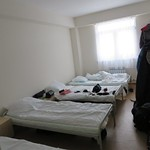 Luxury volunteer accommodation in Sochi PHOTO CREDIT: ANDRE LABINE