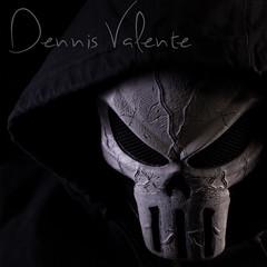 Punisher (Dennis Valente) Tags: selfportrait mask headshot led 1x1 airsoft punisher ringlite litepanels