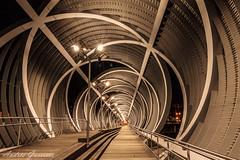 Interior del Puente de la Arganzuela iluminado (Andrés Guerrero) Tags: madrid bridge night puente noche nocturna madridrio mygearandme mygearandmepremium mygearandmebronze mygearandmesilver mygearandmegold madridrío mygearandmeplatinum mygearandmediamond puentearganzuela arganzuelabridge puentedeperrault perraultbridge infinitexposure