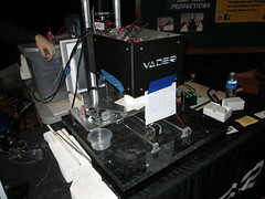"Vader metal 3D printer • <a style=""font-size:0.8em;"" href=""http://www.flickr.com/photos/61091961@N06/12866536153/"" target=""_blank"">View on Flickr</a>"
