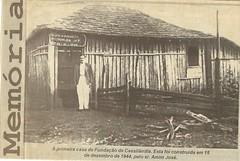Museu da Imagem de Cassilândia (Museu da Imagem de Cassilândia) Tags: museu 1944 primeiracasa cassilândia amimjosé