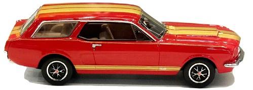Matrix Intermeccanica Mustang wagon 1965