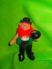 Until next year... (teekeek) Tags: annalee stpatricksday leprechaun potofgold