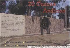 El Conjunto Codelco Andina, Los Andes, interpreta una cueca recopiladas por mi en la V Región.
