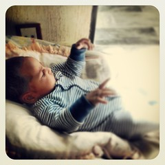 My daugher | Zainab (Ameer Hamza) Tags: pakistan people baby mobile cell pakistani ppa peopleofpakistan amontholdbaby