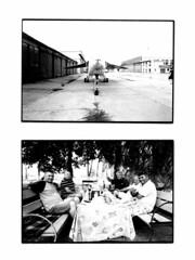Romenian retired fighter pilots (fulvio di marco) Tags: street leica blackandwhite darkroom trix streetphotography roadtrip romania m6 leicam6 xtol trix1600 fiberbased baritata toubalcani2013