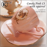 "Candy Pink Cup & Saucer <a style=""margin-left:10px; font-size:0.8em;"" href=""http://www.flickr.com/photos/94066595@N05/13718805095/"" target=""_blank"">@flickr</a>"