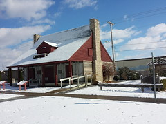 2014-11-17 10.35.24 1 (Cape Girardeau Convention and Visitors Bureau) Tags: snow winter downtown red house interpretive center lorimier